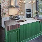 Kitchen Design by Rob Klein of Conceptual Kitchens  Millwork