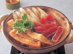 ねぎま鍋:アスレシピ