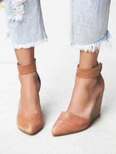 Jeffery Campbell + Free People Meridian Heel at Free People Clothing Boutique