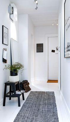 12 ideas para decorar y transformar el pasillo