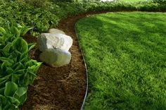 Lawn edging ideas-Beautiful and Classic