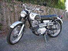 His 1967 Honda 305 Scrambler and the honor of our first date. Honda Motors, Honda Bikes, Honda Motorcycles, Cars And Motorcycles, Honda Scrambler, Scrambler Motorcycle, Scooters, Soichiro Honda, Antique Motorcycles