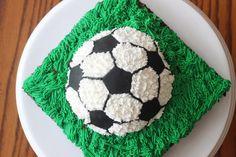 DEUX SOEURS   UN AGENDA: Anniversaire Foot   Idées Déco  Anniversaire de garcon   Soccer / Football   Gateau déco