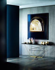 Opus Hong Kong Show Apartment by Yabu Pushelberg