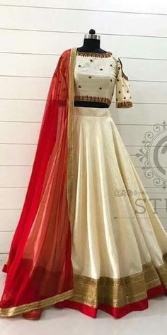 Peach silk lehenga choli, indian bridesmaids outfit,Indian wedding ghagara gold embroidered blouse, - Source by hasmitaganesuni - Half Saree Lehenga, Lehnga Dress, Silk Lehenga, Sarees, Lehenga Skirt, Anarkali, Indian Gowns Dresses, Indian Fashion Dresses, Indian Designer Outfits