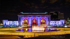 Kansas City, Missouri Landmark - Union Station