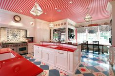 A kitchen for a crowd-
