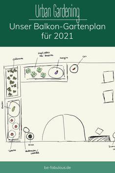 Heute möchte ich euch unseren Beetplan für die Gartensaison 2021 vorstellen und euch erzählen, wie wir zu dem Plan gekommen sind. #urbangardening #balkongarten #gärtnern #nachhaltigkeit Der Plan, Planer, Zero, Urban, Map, Environmentalism, Sustainable Ideas, Sustainability, Bee Friendly Plants