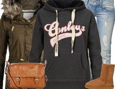 Cooles Outfit für kalte und entspannte Tage - http://stylefru.it/s66428