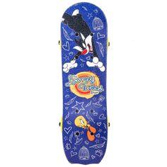 a59f894ccb0 O Mini Skate Looney Tunes - Taz-Mania - Bel Brink além de fazer seu