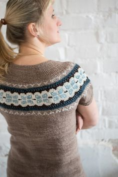 Ravelry: Project Gallery for Ella Pullover pattern by Justyna Lorkowska