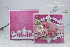 Landrynka beautiful new Marianne Design die