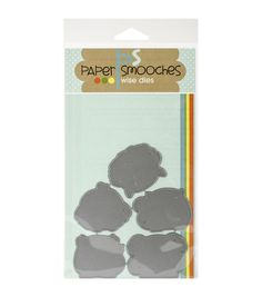 Paper Smooches Chums Die