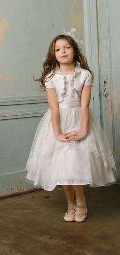 Style 43768 - Flower Girl Dresses at Weddington Way ~ Bridesmaid Dress Shopping Made Simple and Social, $50