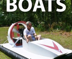 10 Unusual Boats