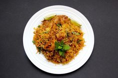 Instant Pot chicken biryani | Ministry of Curry