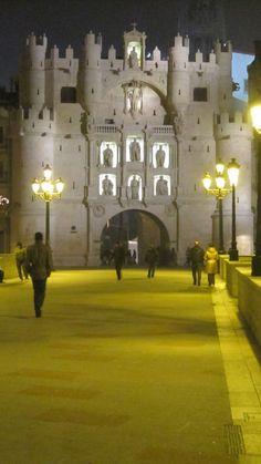 The Camino, Las Vegas Hotels, Pilgrim, France, Arch, Santiago De Compostela, Camino De Santiago, Cornices, Santa Maria