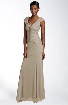 Mother of bride or groom - like this too - very elegant - would it look good shorter?