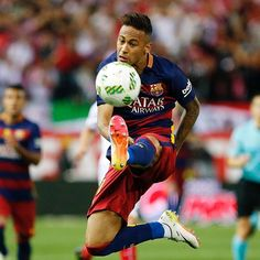 With Neymar, the ball is always under control #igersFCB #FCBarcelona #NeymarJr @neymarjr @fcbarcelona