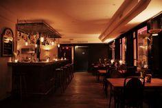 Bar Raygrodski, Sihlfeldstrasse Hotels, Restaurant Bar, Conference Room, Cool Stuff, Table, Furniture, Restaurants, Home Decor, Google Search