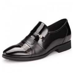 c8b128310e2 Perfect UK men s height increasing shoes can be taller 7cm   2.75inches  business elevator taller shoes