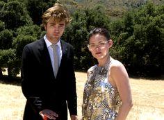 "Robert Pattinson & Kristen Stewart - Teen Vogue "" Twilight "" Photoshoot  /08"