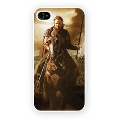 The Lord of the Rings: The Return of the King - Aragorn iPhone 4 4s and iPhone 5 Cases
