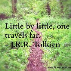 Writer's World: Little by Little