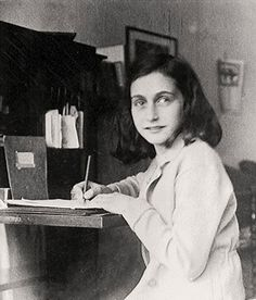 "Anne Frank's diary is one of the most widely read books in the world. It reveals the thoughts of a young, yet surprisingly mature 13-year-old girl, confined to a secret hiding place. ""Despite everything, I believe that people are really good at heart."""