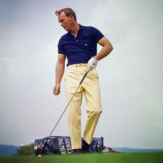 In honor of the man with his own invitational this weekend; mid 1960's