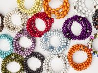 Handmade jewellery by Linda Toye