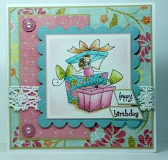 Bling_DT_Challenge_Aug_13_by_lotsofstamps by lotsofstamps - Cards and Paper Crafts at Splitcoaststampers
