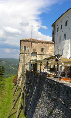 Motovun, Istria's most popular hilltown: http://bbqboy.net/the-hilltowns-of-istria/  #motovun #istria