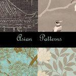 Asian Photoshop Patterns by *eMelody on deviantART