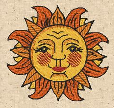 CinDes Embroidery Designs - Free Sun Moon Stars Designs http://cindysembroiderydesigns.com/Free-Sun-Moon-Stars-Designs.html