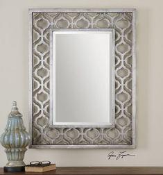 frame bathroom mirrors with lightweight wood and corner blocks #Bahtroommirror Ideas