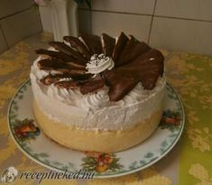 Érdekel a receptje? Kattints a képre! Hungarian Recipes, Cakes And More, Cake Cookies, Tiramisu, Food And Drink, Birthday Cake, Pudding, Sweets, Homemade