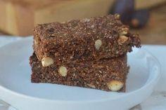 Carola Bakt Zoethoudertjes                : Superfood ontbijtreep