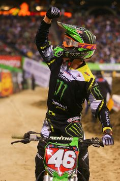 Adam Cianciarulo is enjoying the wins. Can he do it again next weekend in Daytona? Check back next week to see.