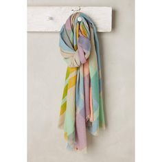 Moismont Pastel Plaid Scarf (€160) ❤ liked on Polyvore featuring accessories, scarves, grey, tartan shawl, tartan plaid shawl, pastel scarves, plaid shawl y gray shawl