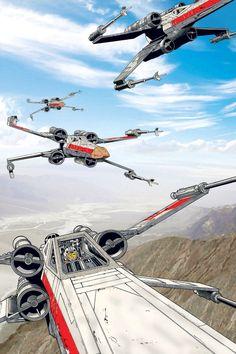 Rogue Squadron - Gary Erskine