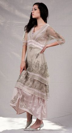 vintage style dresses for mothers of the grooms