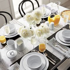 Camden Stone Dinnerware from Crate & Barrel - love all 3 colors ...