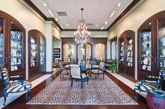 Dallas Jewelry Store we designed