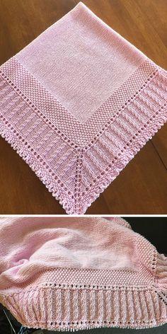 Free Knitting Pattern , Sleeping Beauty Baby Blanket - Free Pattern , Free Knitting Patterns So. Baby Patterns, Knitting Patterns Free, Knit Patterns, Free Knitting, Free Pattern, Baby Blanket Knitting Pattern Free, Knitted Baby Blankets, Baby Blanket Crochet, Crochet Baby