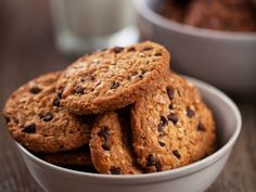 Sqirl LA's Valrhona fleur de sel cookie recipe on DailyCandy!