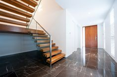 S&A Stairs · Belgrave Street