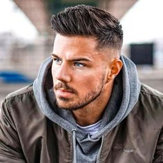 "Textured Thick Spiky Hair + Mid Fade - Best Men's Hairstyles: Cool Haircuts For ., Easy hairstyles, "" Textured Thick Spiky Hair + Mid Fade - Best Men's Hairstyles: Cool Haircuts For Men. Most Popular Short, Medium and Long Hairstyles For Guys Older Mens Hairstyles, Cool Haircuts, Hairstyles Haircuts, Haircuts For Men, Men Hairstyle Short, Popular Mens Hairstyles, Stylish Hairstyles, Best Male Haircuts, Short Haircuts"