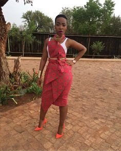 Top lace shweshwe dresses for a walk with their companions & work, The best lace dresses for shweshwe We offer you the best lace dresses for this year South African Dresses, South African Traditional Dresses, Traditional Outfits, African Wear, African Shop, African Women, Traditional Wedding, African Inspired Fashion, Latest African Fashion Dresses