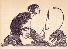 Goethe's FAUST: Harry Clarke Illustrations Part II -